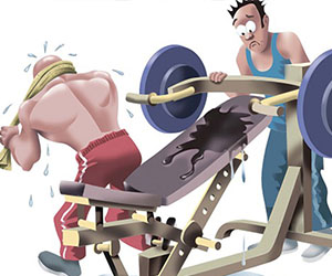 Gym Hygiene Is a Topic Not Frequently Discussed.